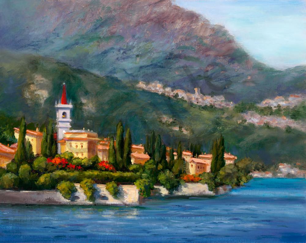 Lake Como Dreams Art | Digital Arts Studio / Fine Art Marketplace