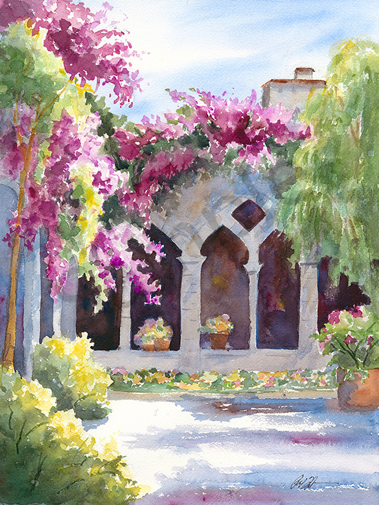 Cloisters, Sorrento Art | Digital Arts Studio / Fine Art Marketplace