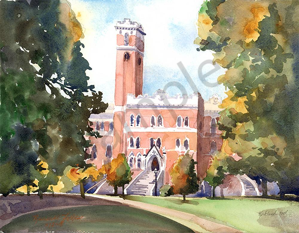Vanderbilt Kirkland Hall Art | Digital Arts Studio / Fine Art Marketplace