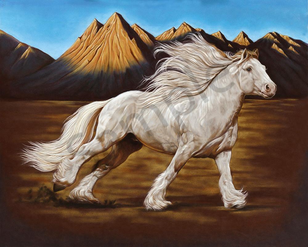 Gallop At Sunrise Art | Digital Arts Studio / Fine Art Marketplace