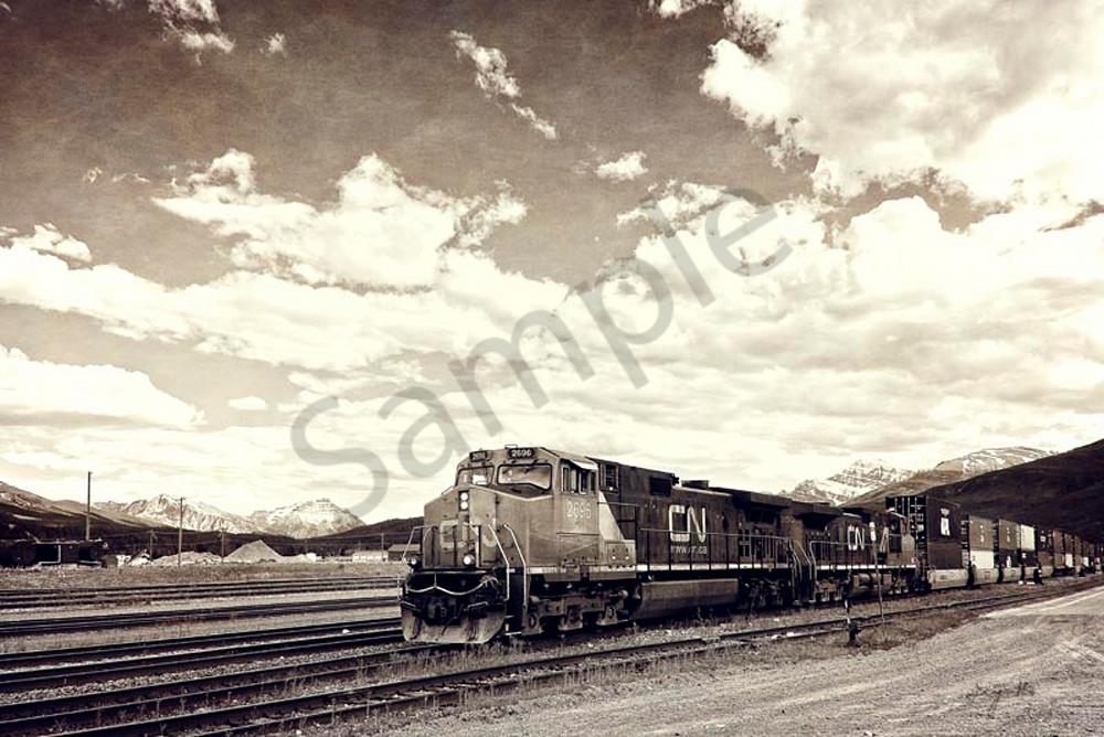 Canada Rail