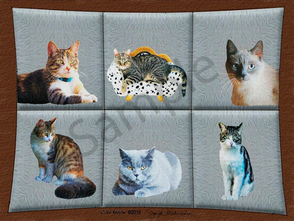 Cat Art Print - The Gallery Wrap Store