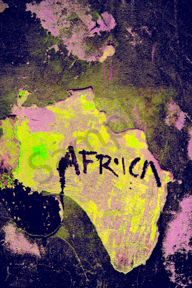 Africa Graffiti|Fine Art Photography by Todd Breitling|Graffiti and Street Photography|Todd Breitling Art