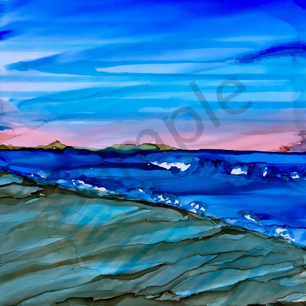 Santa Monica Beach Art | Amy Tigner Art