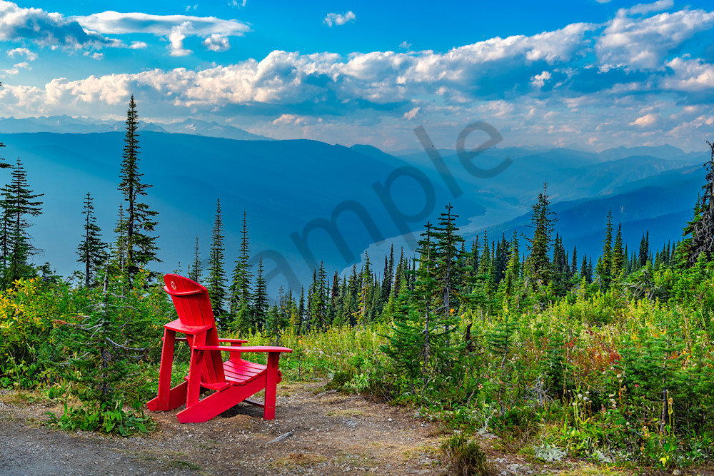 Wish You Were Here Photography Art | Kokanee Camera and Nelson Fine Art Printing