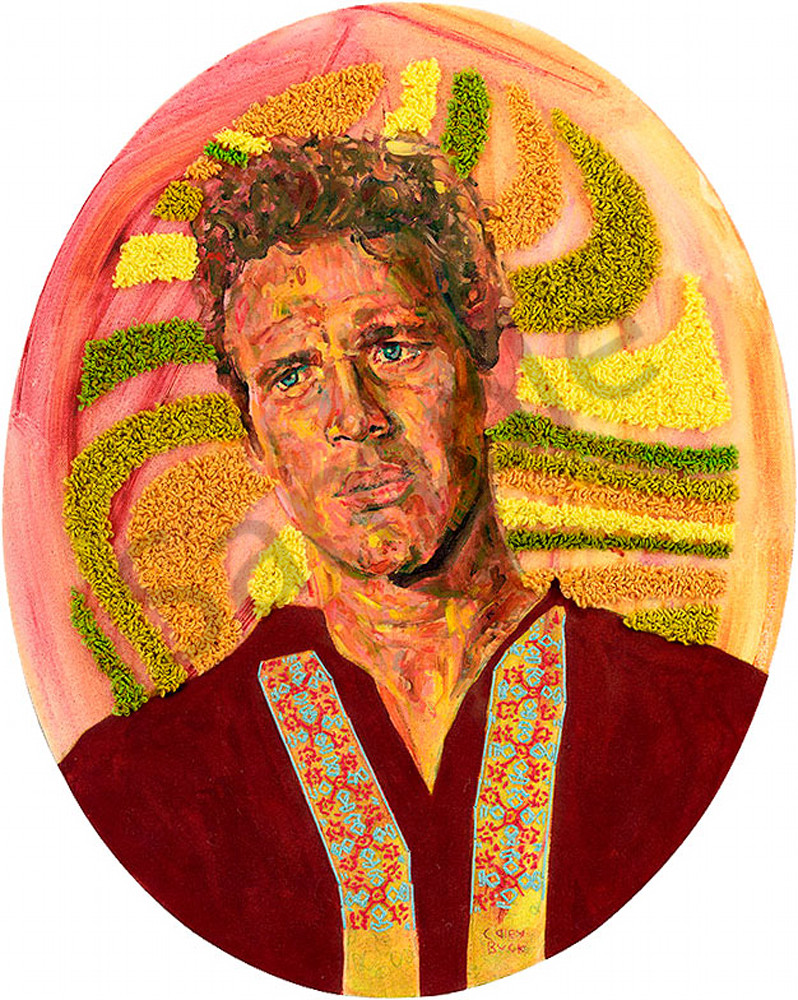 Paul, fine art print by Caley Buck.