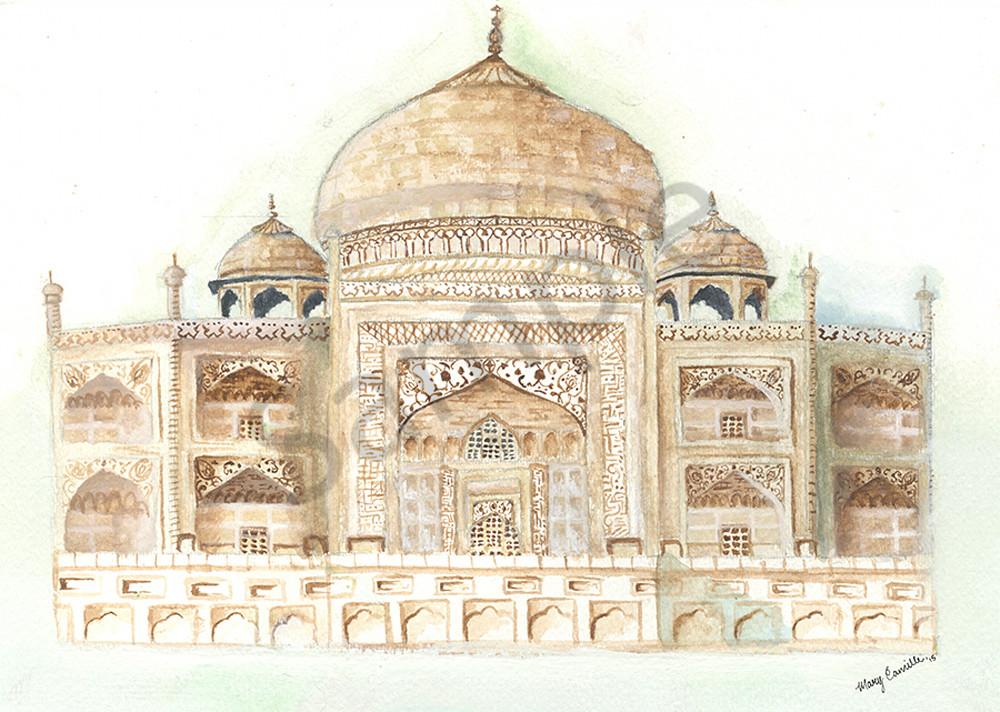 Taj Mahal Art | Digital Arts Studio / Fine Art Marketplace