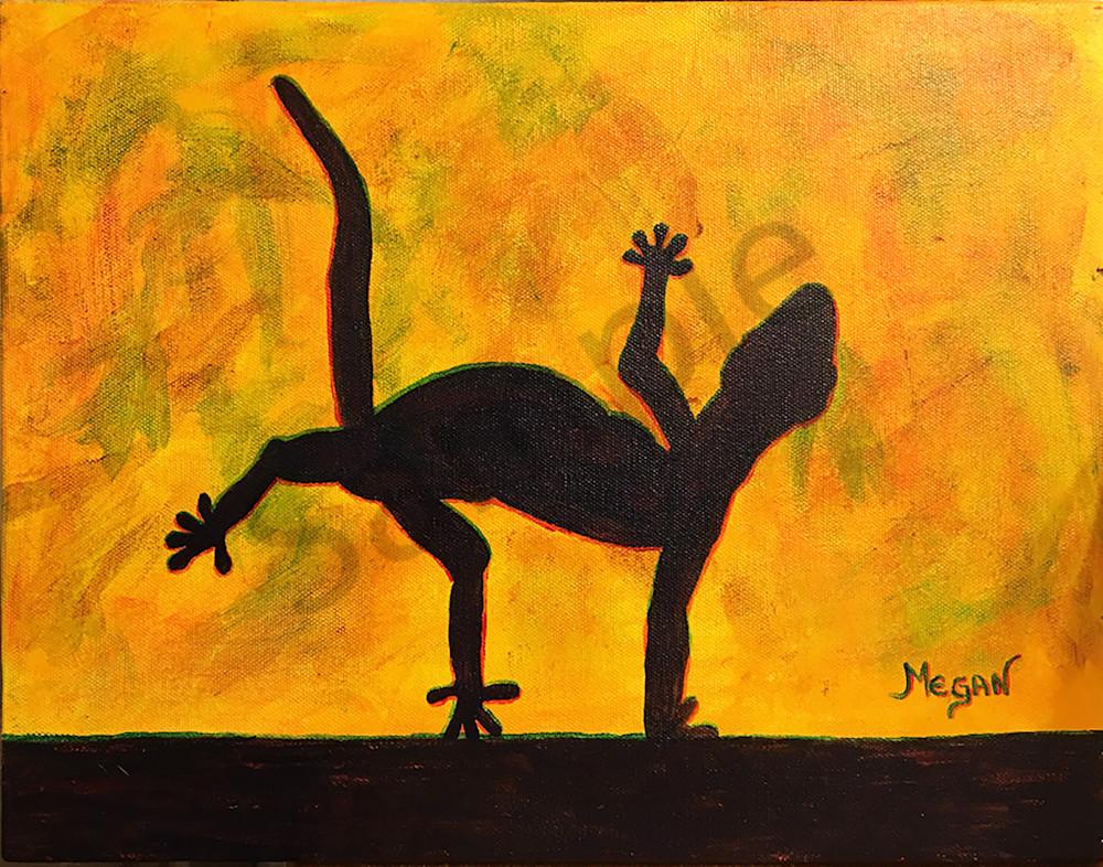 Gecko Dance I