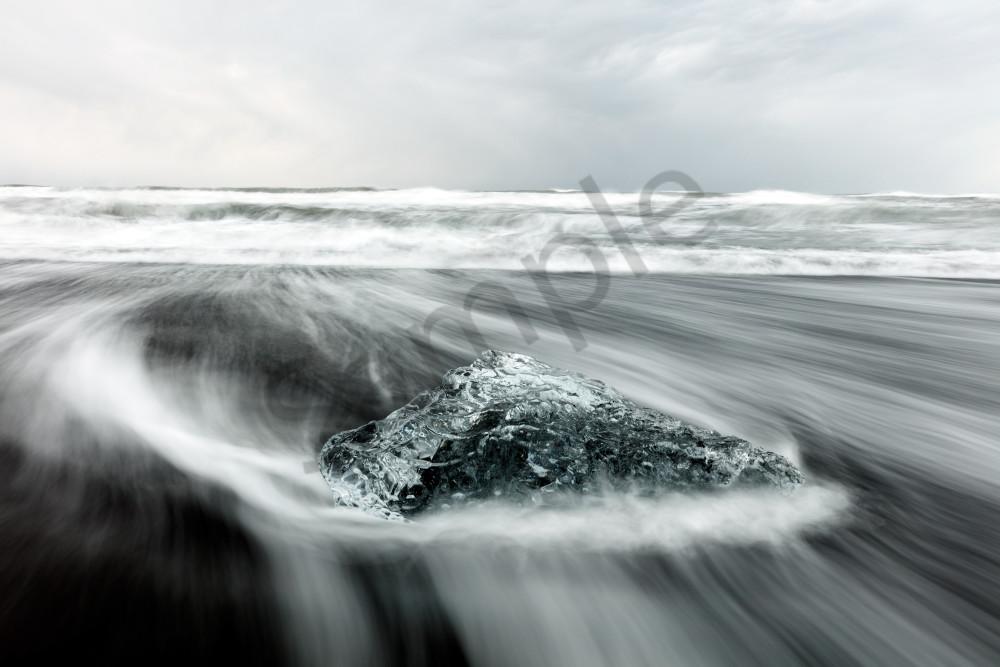 Glacier Lagoon Iceland | Robbie George Photography