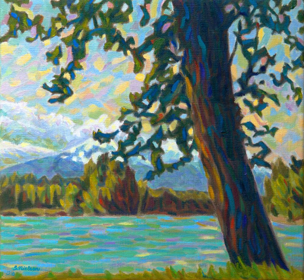 The Tree - Sherry Nielsen - Eddie Park Telkwa, BC