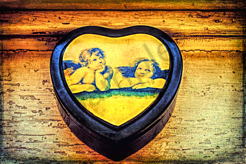 Heart Shaped Box Fine Art Photography This and That Todd Breitling Art