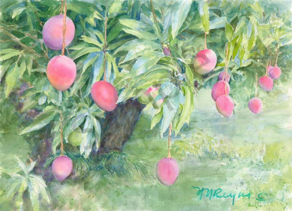Mucho Mango Art for Sale