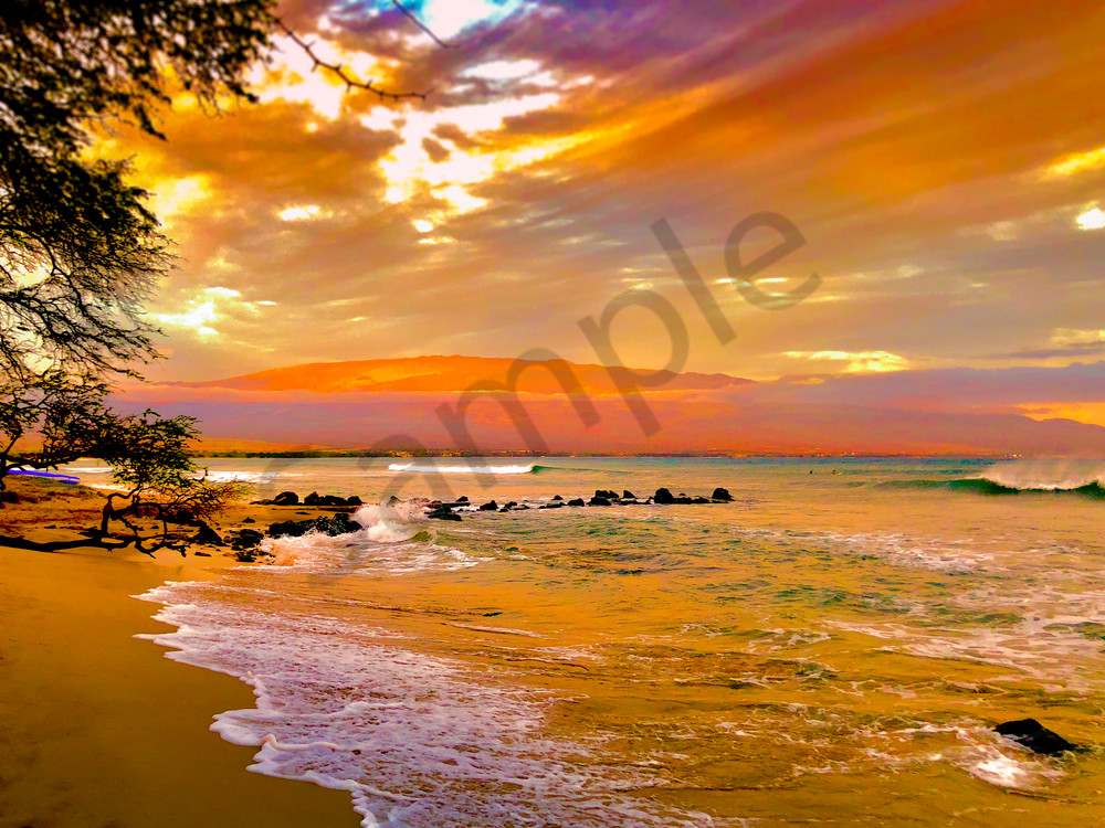 Maui Sunset 003
