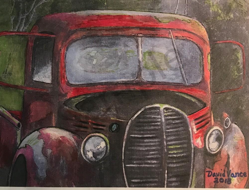 Old Blood And Guts Art | DavidPVance Prints