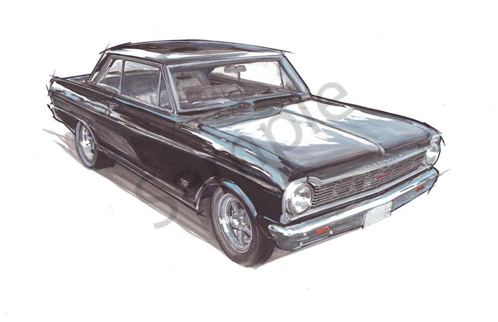 Chevy Nova 1965