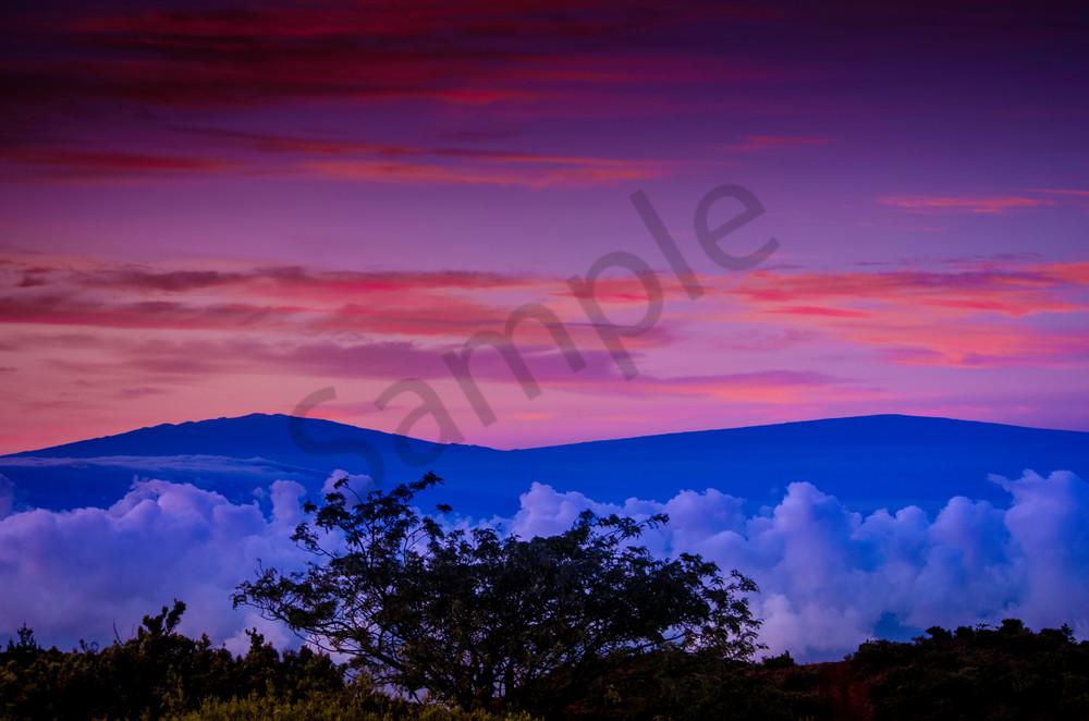 Mauna Kea Sunrise 002