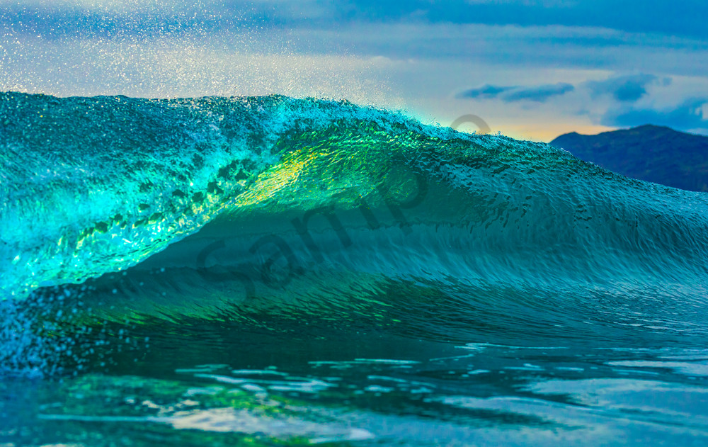 Wave and Surf Photography | Sea Serpent by William Weaver