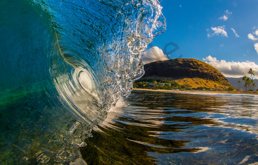 Wave and Surf Photography | Morning Bliss by William Weaver