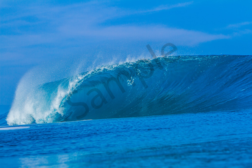 Wave and Surf Photography | Pipeline by William Weaver