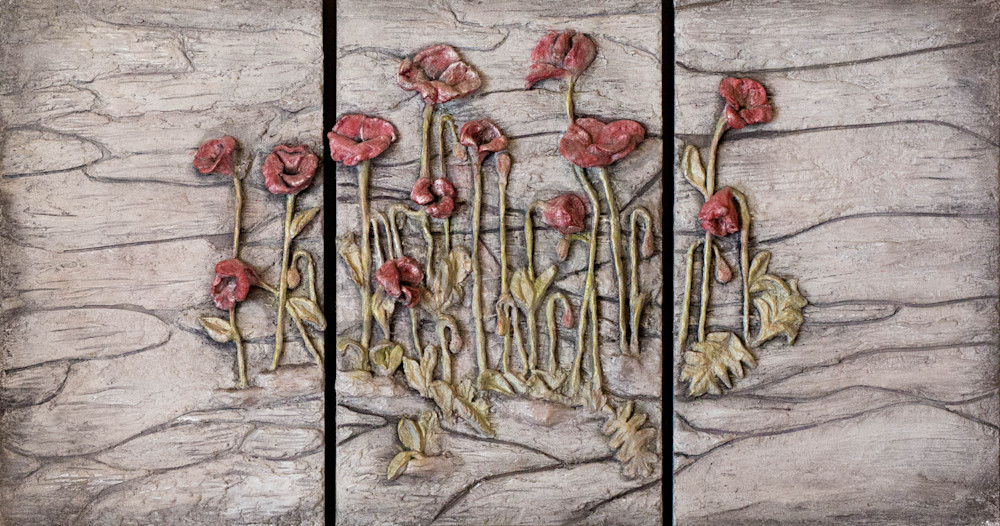 Poppies Cluster