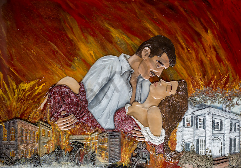 Gone With The Wind Art | Lafille Gallery
