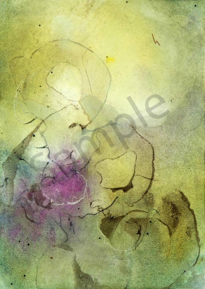 """""""Garden Prayer III"""" by Julie Quinn   Prophetics Gallery"""