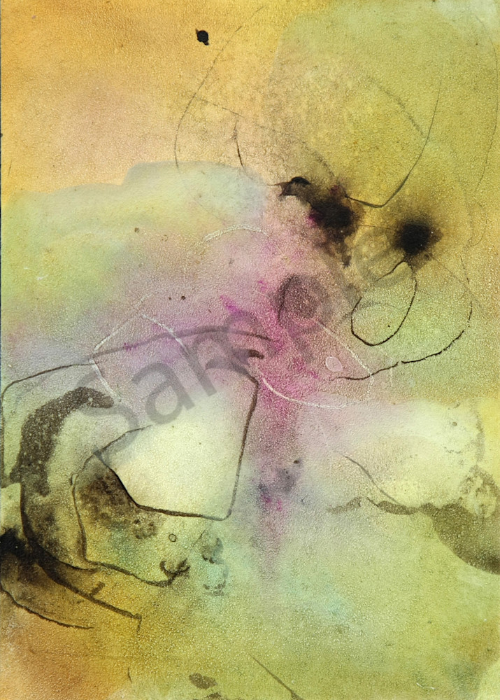 """Garden Prayer II"" by Julie Quinn   Prophetics Gallery"