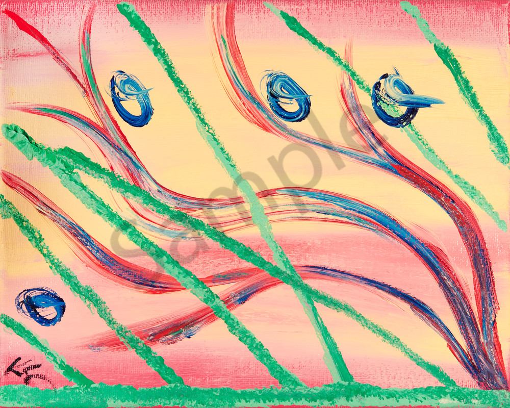 Sea Reeds