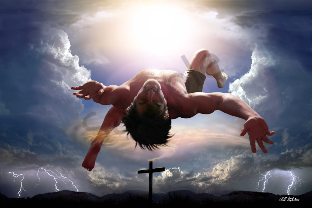 """""""Upheld By Grace"""" by Bill Stephens 