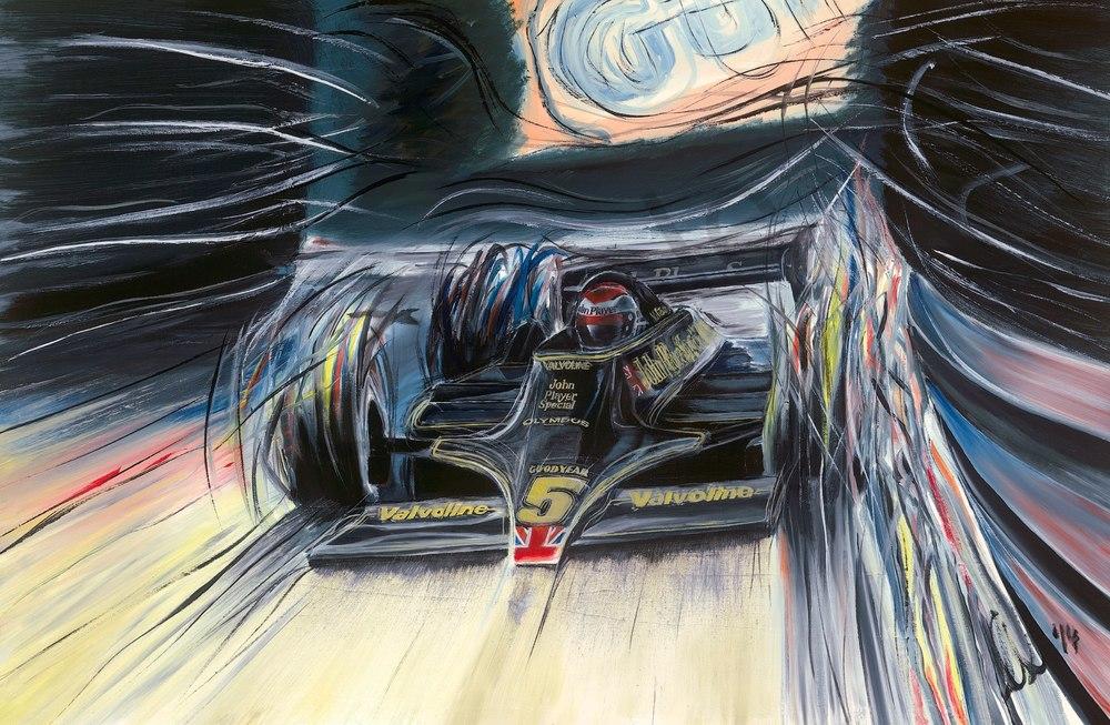 Monza 78 - Mario Andretti
