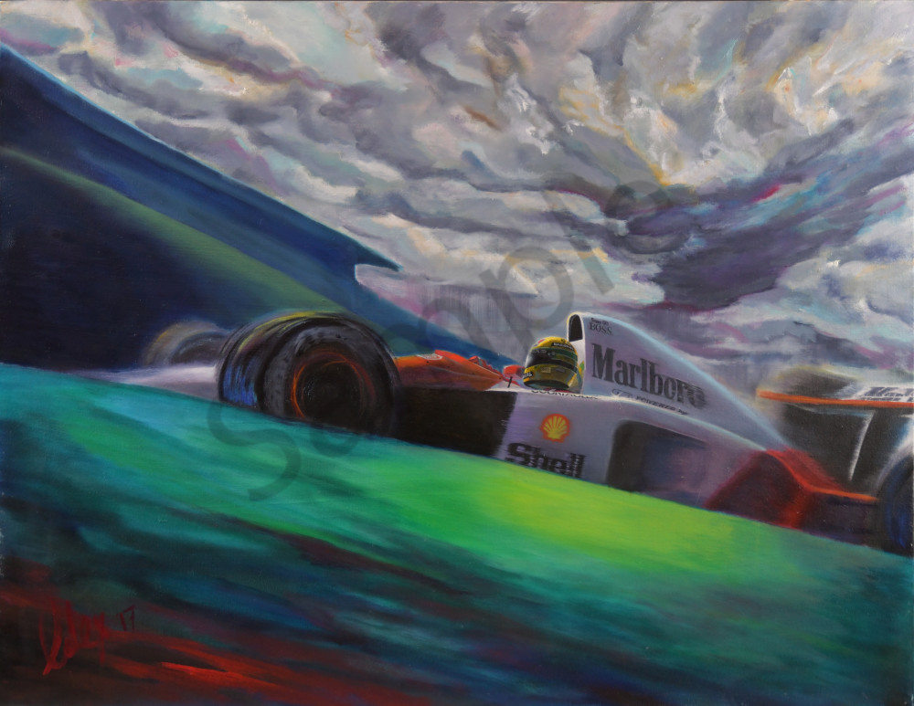 Interlagos '91 - Ayrton Senna