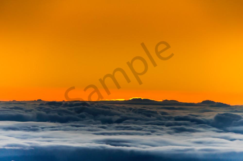 Haleakala Clouds 001