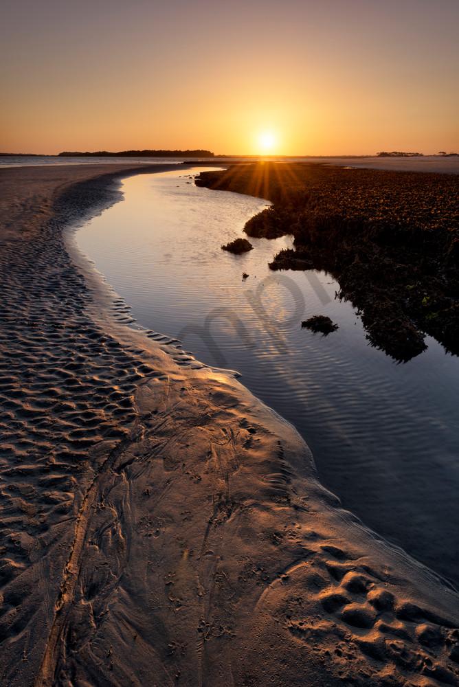 Folly Sunset Sunkissed Sand