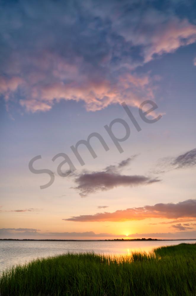 Bulls Island Sunset