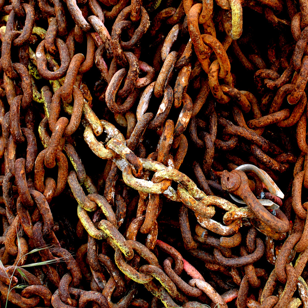 Chain Me #3 For Sale as Fine Art Photography