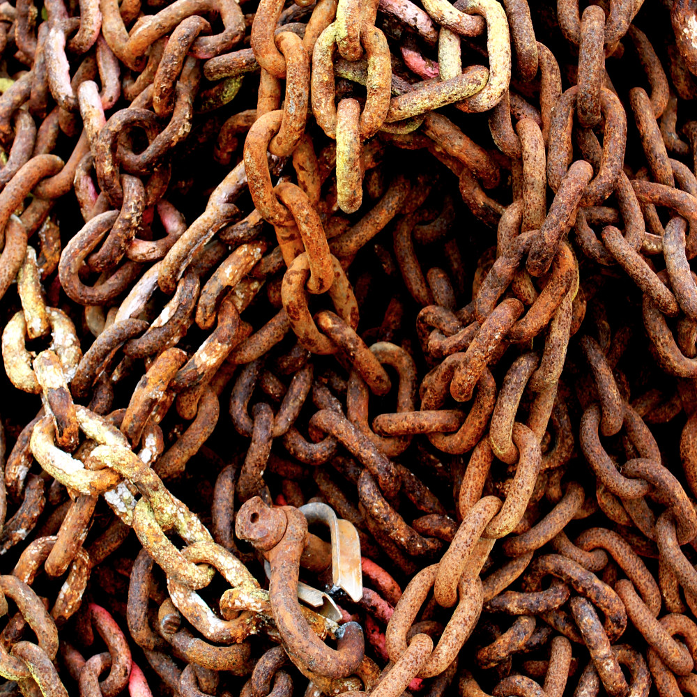 Chain Me #5 For Sale as Fine Art Photography