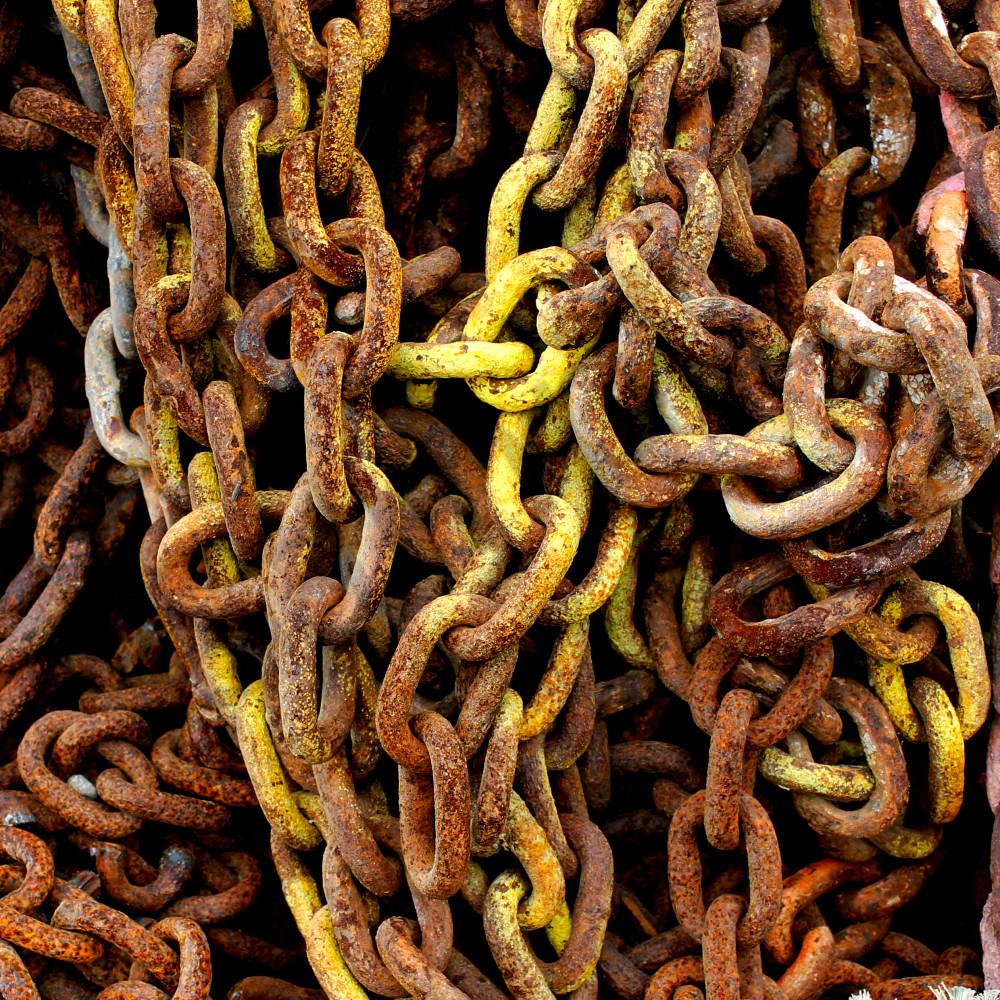 Chain Me #7 For Sale as Fine Art Photography