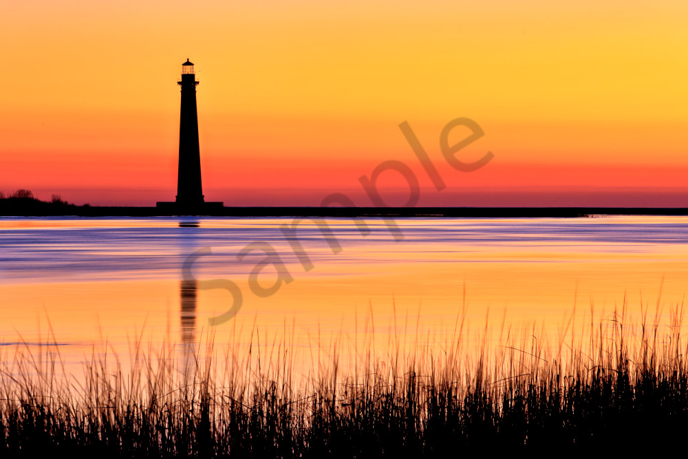 Morris Island Lighthouse | Robbie George Photography