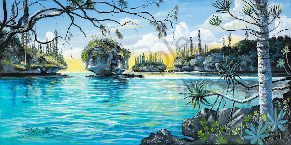 Idyll to Loyal Islands
