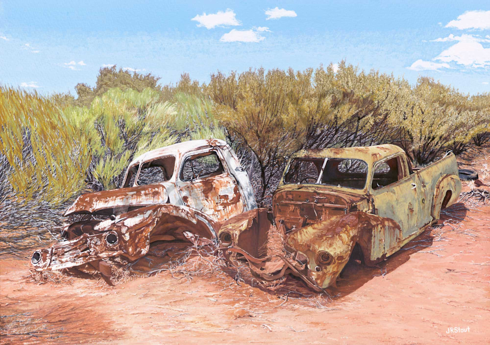 Rusty Wrecks