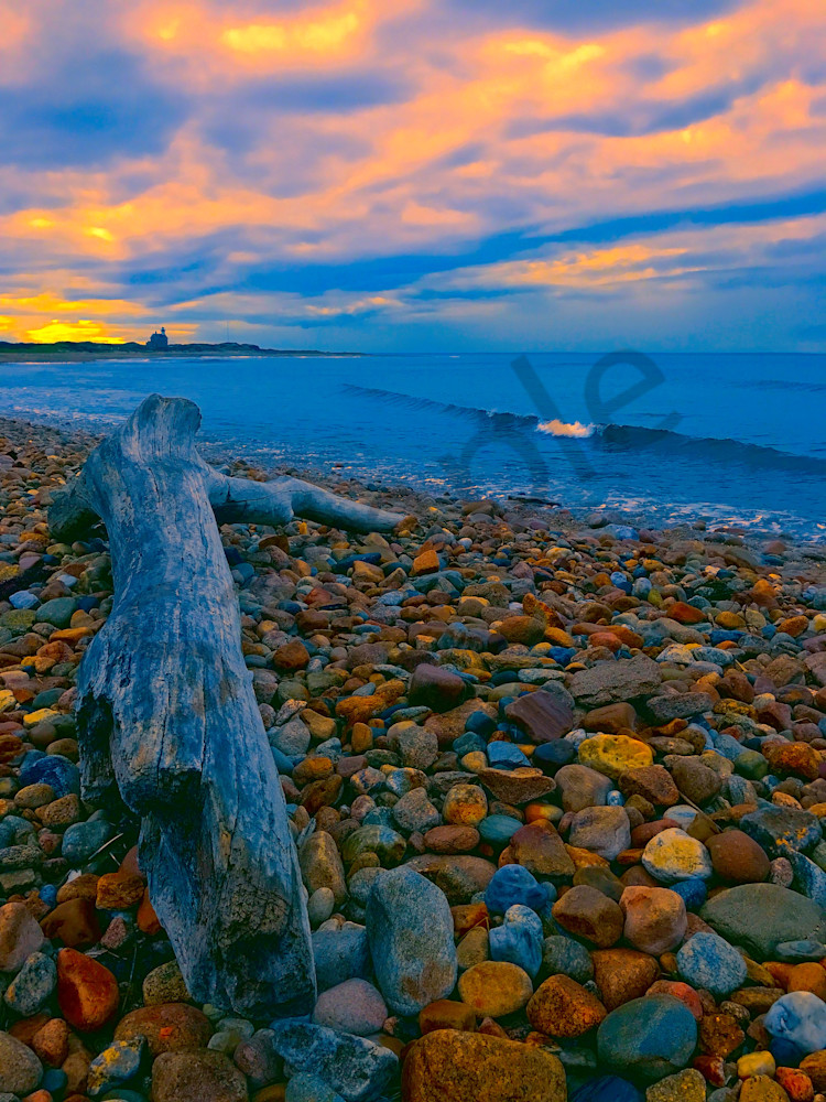 North Lighthouse Sunset Fine Art Photography by Todd Breitling
