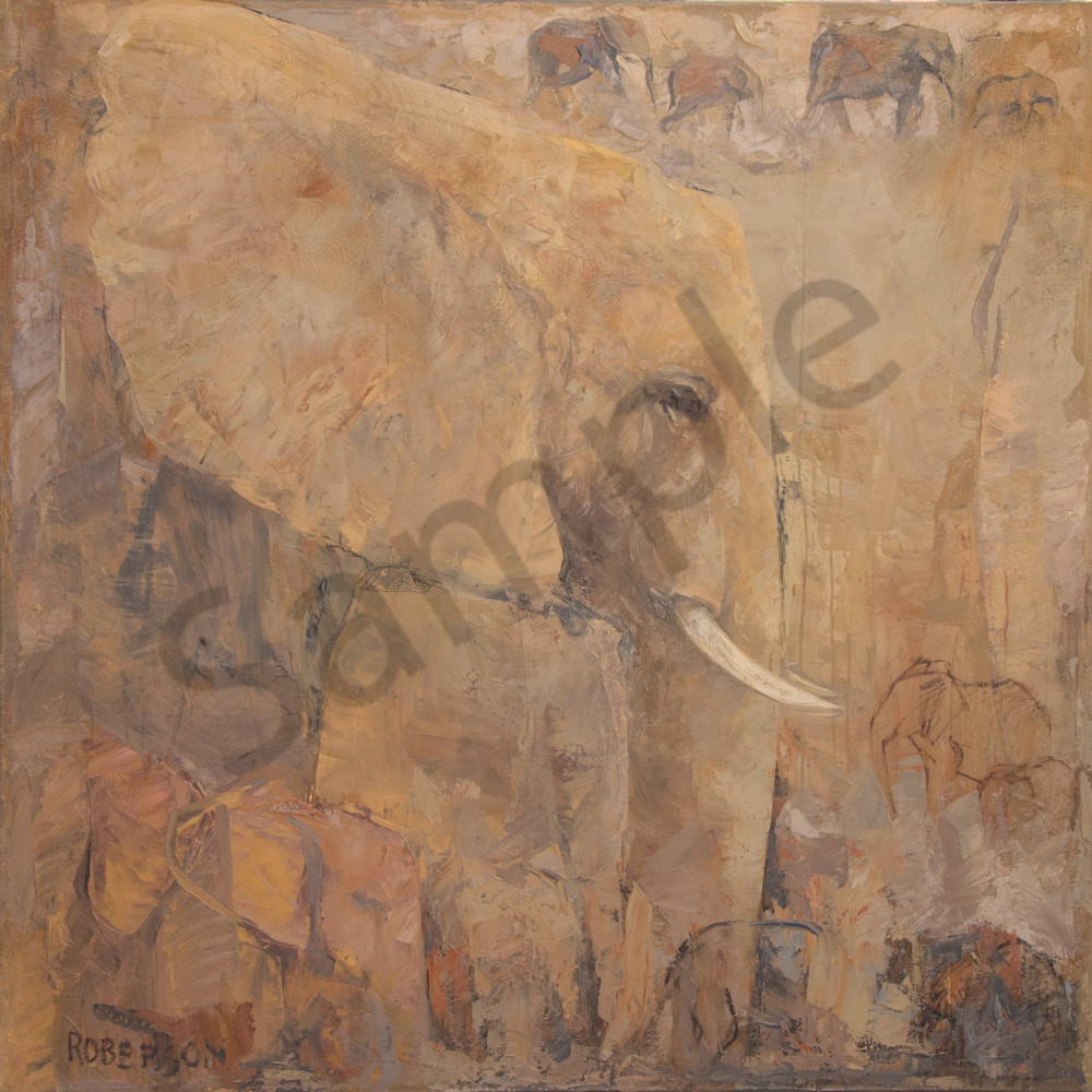 A Gift From Africa  Art | Mary Roberson