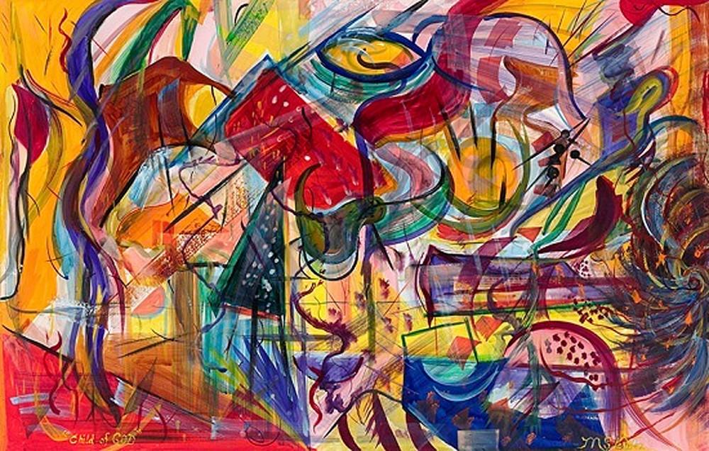 Child Of God Art | Digital Arts Studio / Fine Art Marketplace