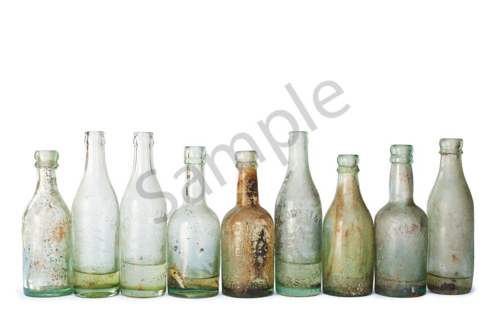Bottles:  Beauty of Decay / Shane O'Donnell