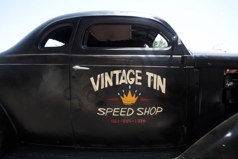Vintage Tin