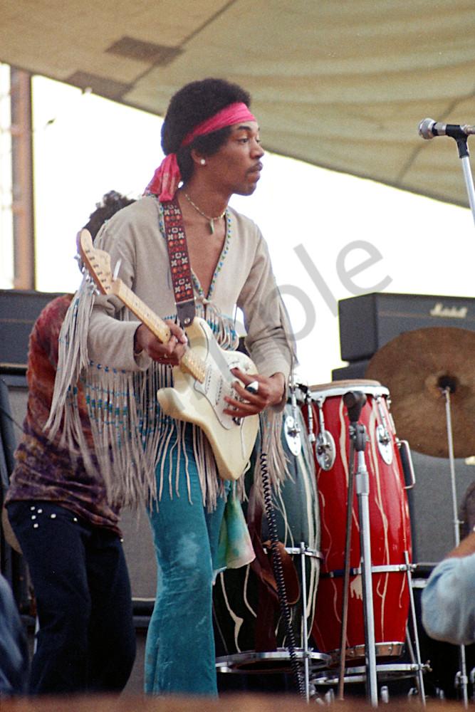 008 Jimi Hendrix Art | Cunningham Gallery