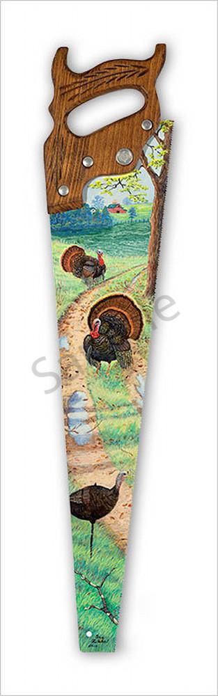 """""""Road Strut"""" fine art print by Sue Zabel."""