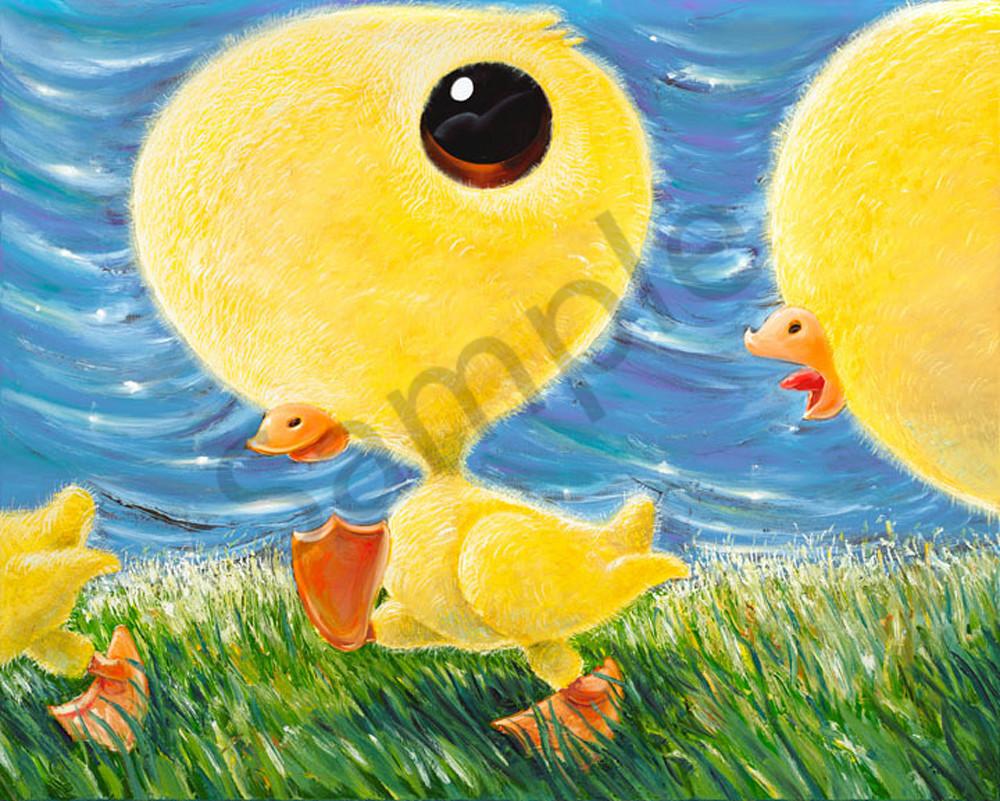 Ryan, Duckie, Scan