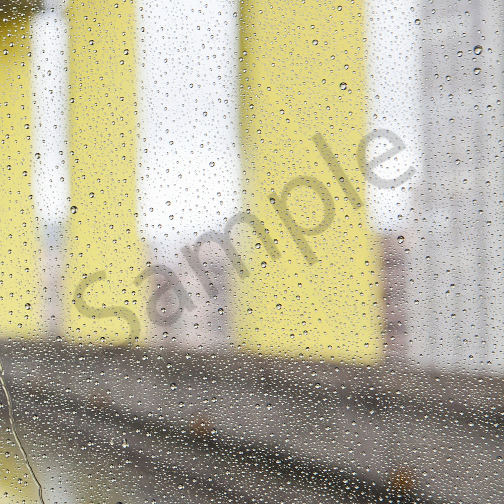 Abstract Rain Part 3: Photography and Art by  Photographer Shane O'Donnell