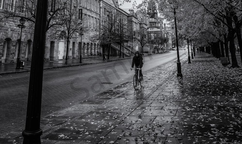 Bicyclist - Canada